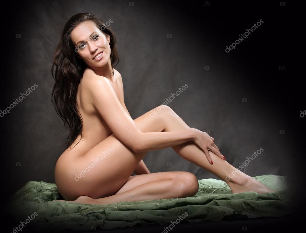 black women posing naked