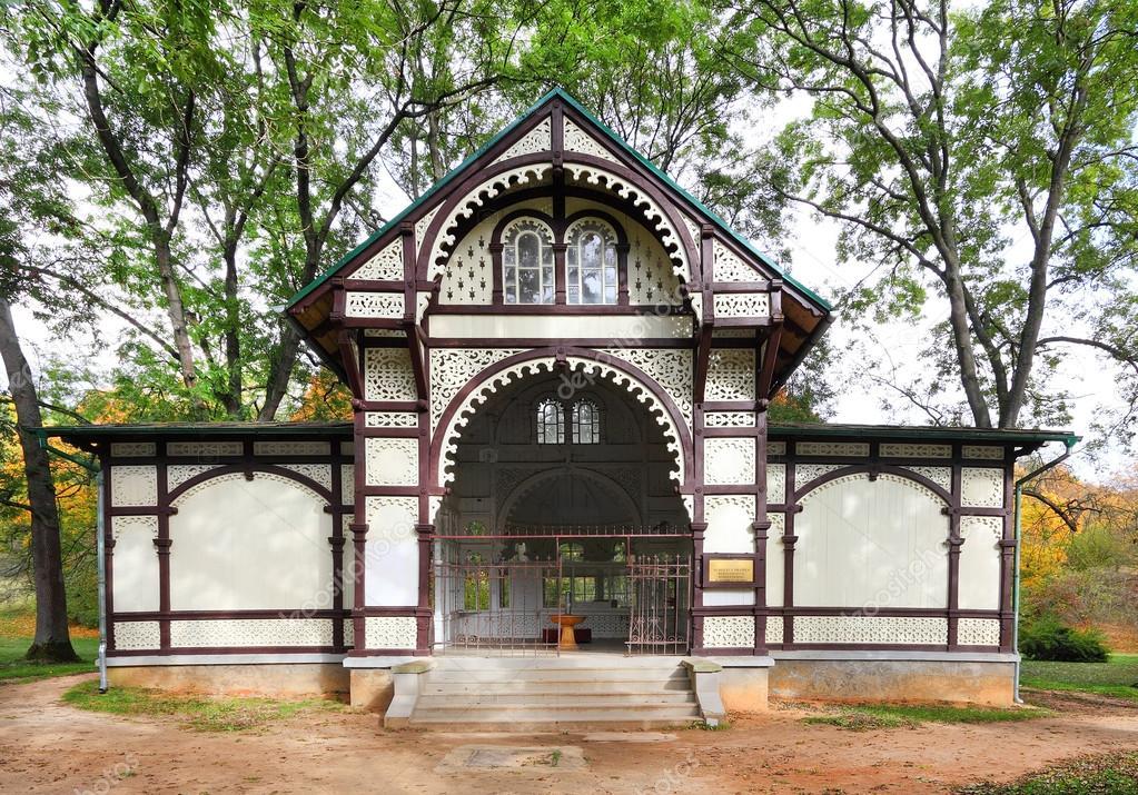 Rudolph's Spring pavilion