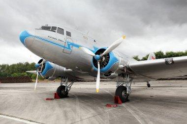 Airliner Lisunov Li 2