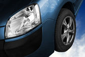 Fotografie Car headlight