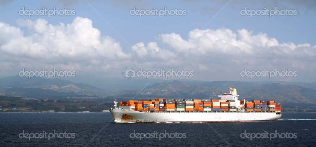 Freight Ship