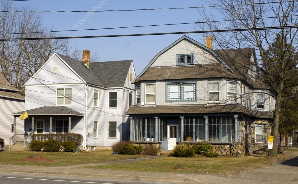 Landelijk Huis Nyc : Landelijk huis sloatsburg new york u stockfoto rjlerich