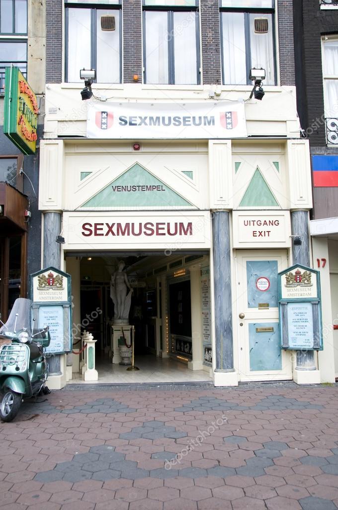 Музей секса venustempel в амстердаме голландия