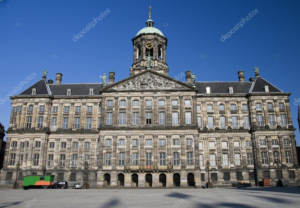 Royal palace dam square amsterdam holland stock photo rjlerich royal palace dam square amsterdam holland stock photo 23043670 publicscrutiny Choice Image
