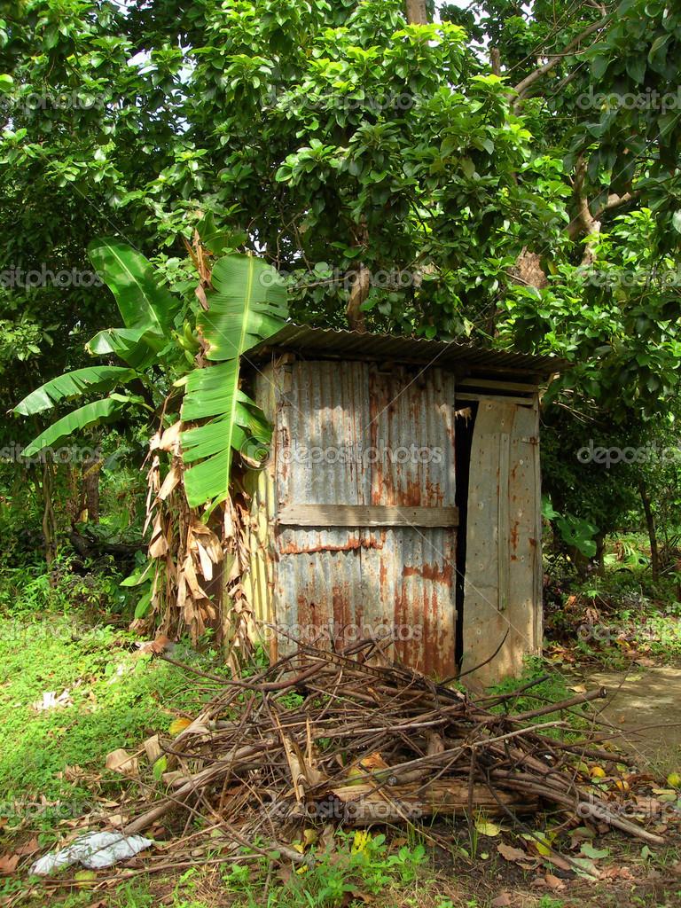 Zinc Dans Salle De Bain ~ d pendance toilette salle de bain zinc maison nicaragua