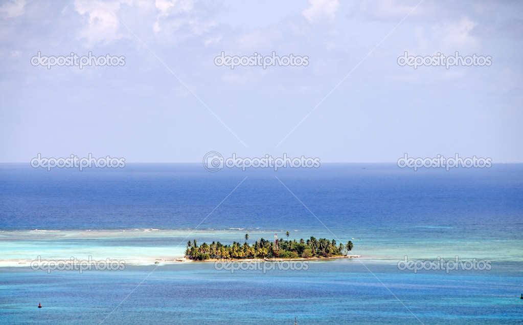 Johnny Caye San Andres Island Colombia South America