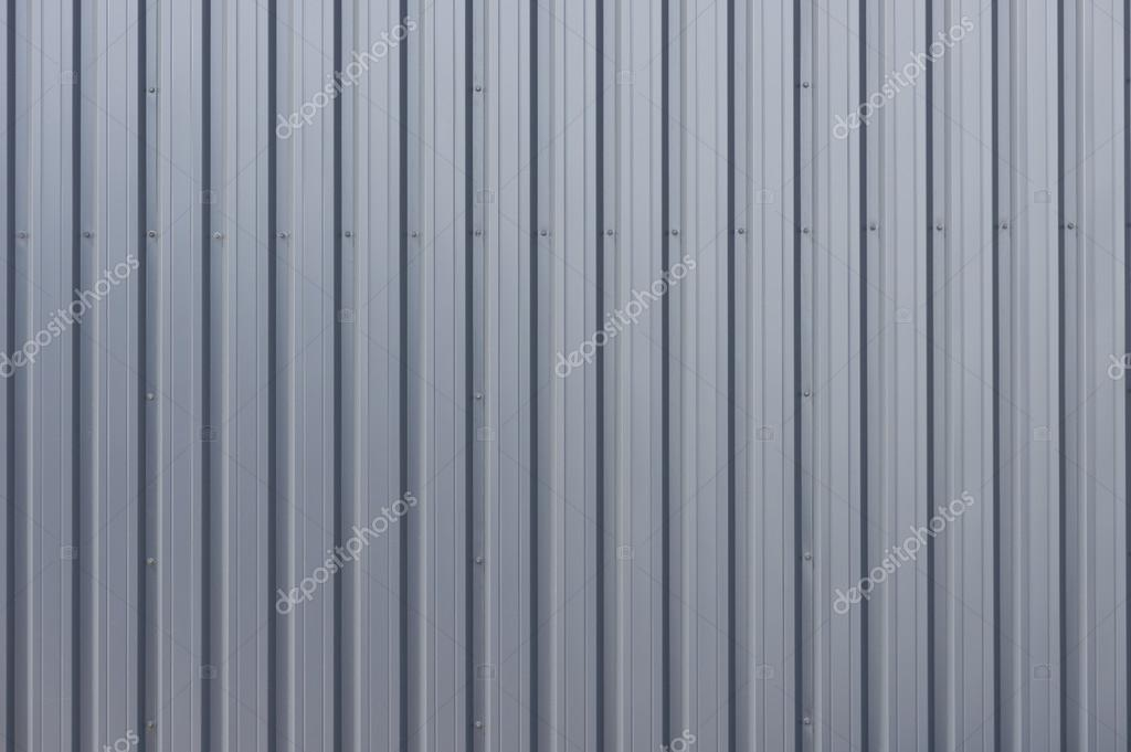 Steel cladding — Stock Photo © hyrons #13103567