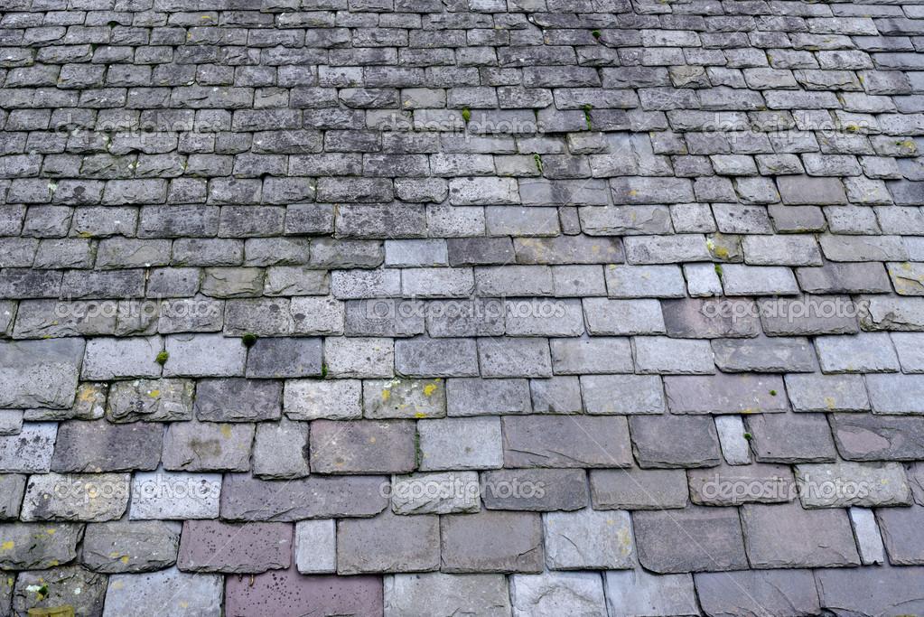 Slate Roof Stock Photo 169 Hyrons 19888785