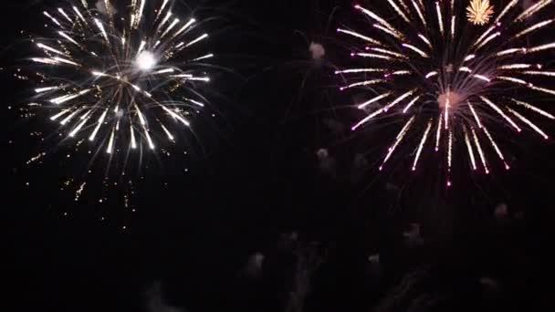 Tűzijáték az égen