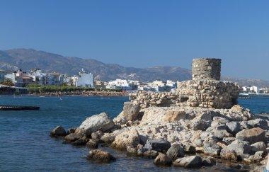 Ierapetra city at Crete island in Greece