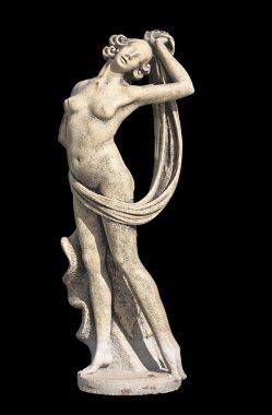 Aphrodite statue in Greece