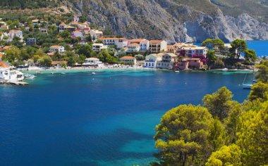 Kefalonia island in Greece.