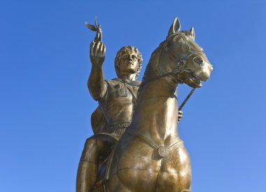 Alexander the Great from Pella, Greece