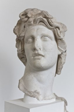 Statue of Apollo Greek God of Sun