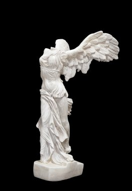 Nike of Samothrace in Greece