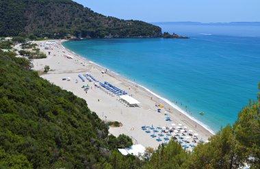 Karavostasi beach at Syvota in Greece
