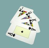 Fotografie hrací karty