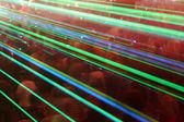 Fotografie laserové dav