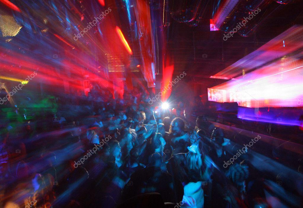 club dancers