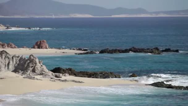 krásné timelapse zastřelil v los cabo, baja california sur Mexiko