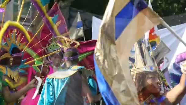 Schuss aus Notting Hill Carnival, london