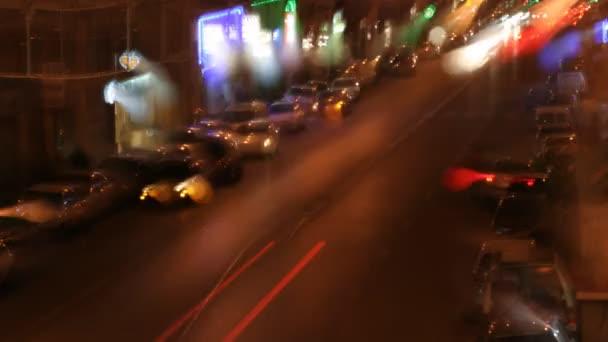 provoz v marseille, v noci