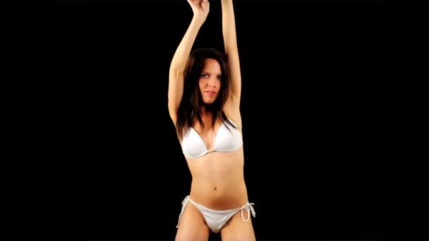 Sexy female dances