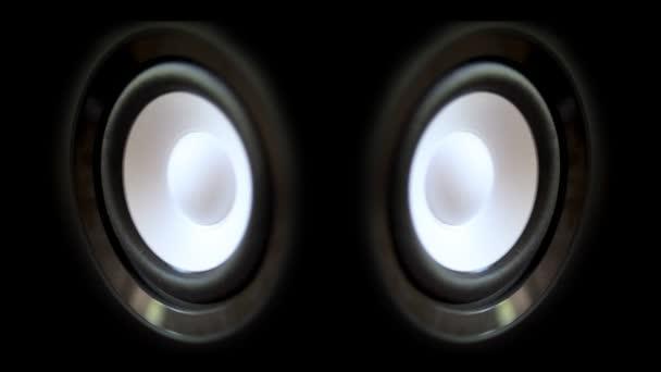 reproduktoru kužel čerpání na zvuk basy