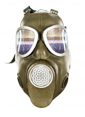 """Картина, постер, плакат, фотообои """"маска газа """", артикул 40647189"""