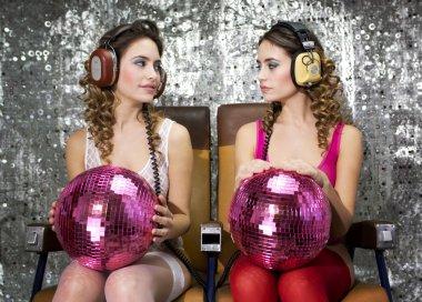 beautful disco twins
