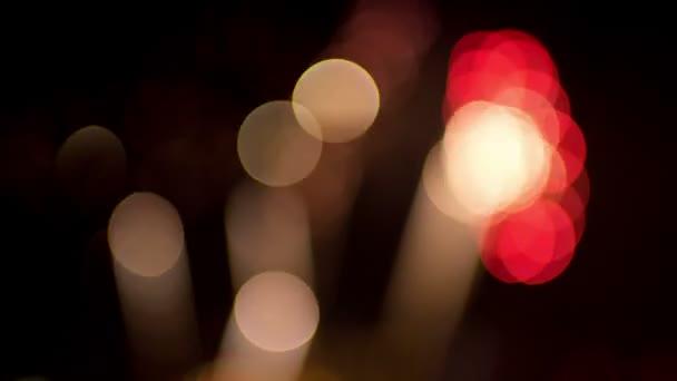 festival ohňostrojů exploze noční valencia