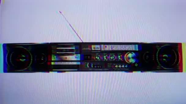 retro stereo rekordéry