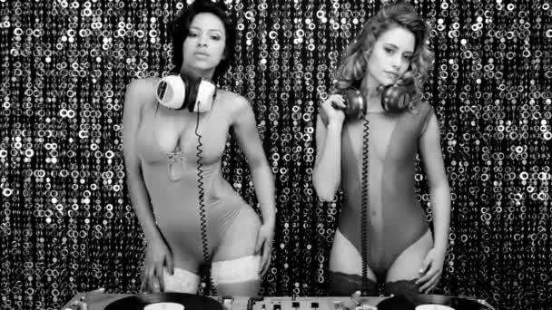 sexy Disco-DJ Party-Musik für Frauen