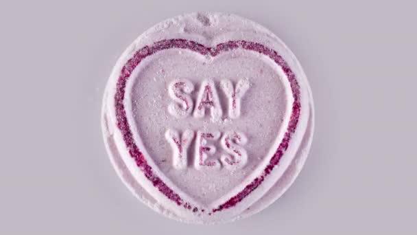 Láska srdce sladkosti