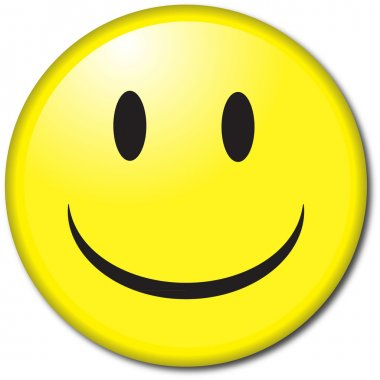 Funny smile faces