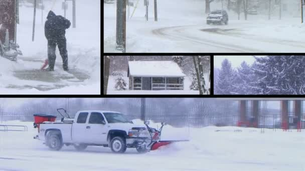 Winter Snow Composite