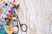 Fotografie Sewing Items