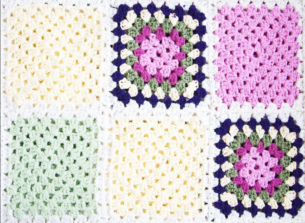 mantas de ganchillo — Foto de stock © ls992007 #41382905
