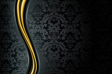 Black Luxury Background