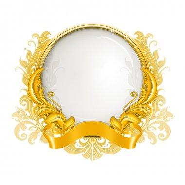 Luxury Frame, vector