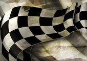 Photo Background Horizontal Checkered, old-style vector