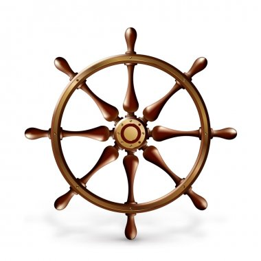 Ship's wheel, 10eps