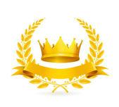 Fotografia emblema depoca, oro