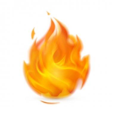 Fire, icon