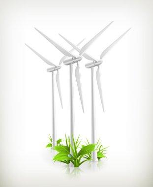 Eco concept, vector
