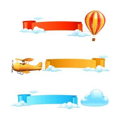Air banners