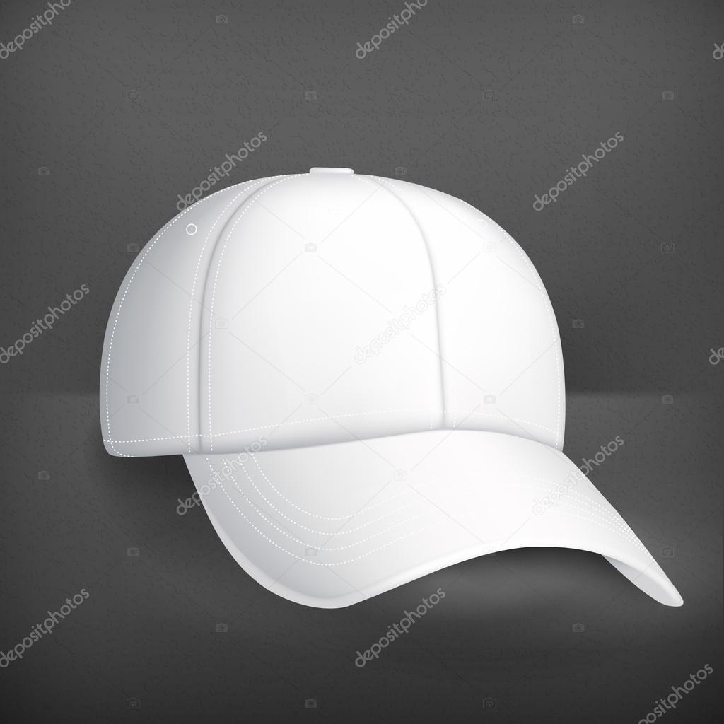Gorra de beisbol blanca  071e34c949a