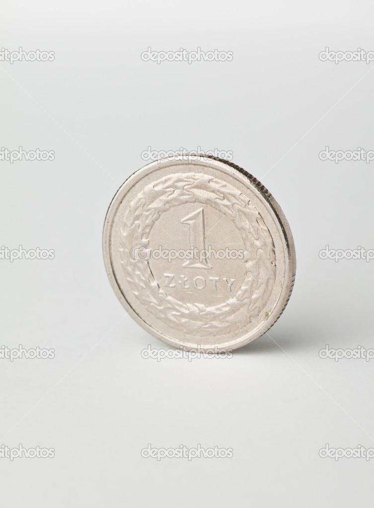 Polnische Münzen Geld Stockfoto Harley 14488729
