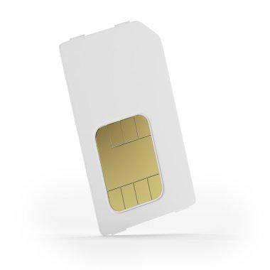 Sim card icon.