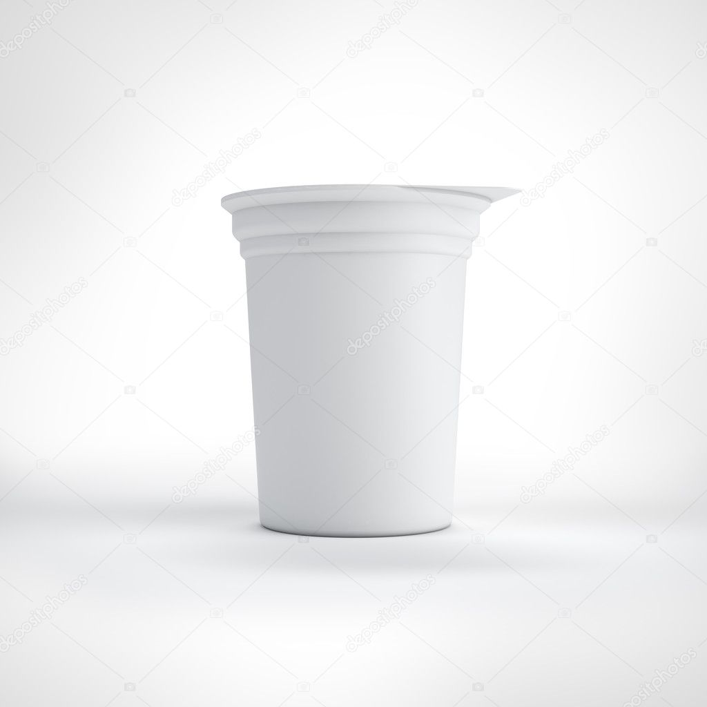 Gro E Wei E Lebensmittel Beh Lter Aus Kunststoff